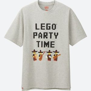 Lego Mariachi Band Party Time T-Shirt